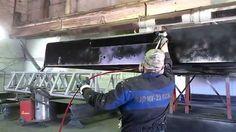 HYVST SPT210 окраска металлической платформы
