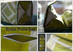 New Pattern: The Rollie Pollie Organizer | cozy nest design |made by gml designs