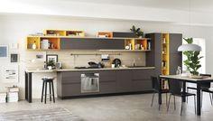 Foodshelf Kitchen collection for Scavolini | Ora-ïto