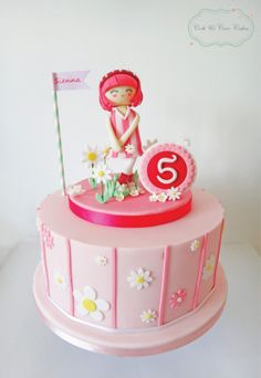 This Is How To Bake A Cake Lazy Town