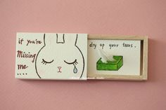 Miniatures matchbox card,valentine's gift,cheer up box,funny love card, gift Diy Gift For Bff, Diy Gifts For Boyfriend, Girlfriend Gift, Matchbox Crafts, Matchbox Art, Bff Birthday, Birthday Cards, Funny Love Cards, Romantic Gifts