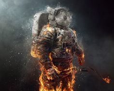 Astronaut | Y&R Mexico by Jorge Peña & Benjamin Downey