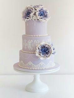 Cameo cake...