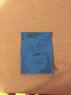 Like my JFK drawing? Leave me a follow to see even more of my art work! My name is Serena and my username is PURPLE_HIPPIE