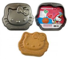 Hello Kitty Metal Non-Stick Cake Pan