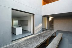 John Pawson's Picornell House in Mallorca, Spain. A #CanDoBaby! fave.