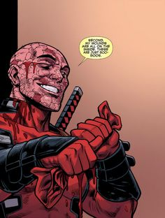 Fuck Yes Deadpool                                                                                                                                                      More