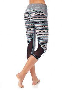 Salabasana 3/4 Yoga Leggings | leggings | Sweaty Betty