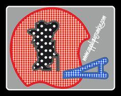 Rebel Football Helmet Applique Design Applique Designs, Embroidery Designs, Applique Ideas, Ole Miss, Football Helmets, Machine Embroidery, Monogram, Printables, Sewing