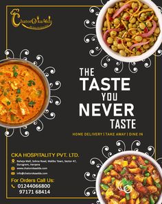 Chatorokaadda is best restaurants for Lunch, Dinner, Tiffin Services in Gurgaon. Order special tiffin Lunch Box Near Raheja Mall, Spaze Itech Park Gurgaon. Restaurant Advertising, Restaurant Poster, Food Advertising, Food Graphic Design, Food Menu Design, Food Poster Design, Food Banner, Creative Food, Food Pictures
