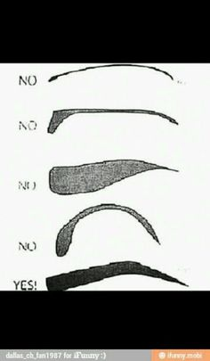 how you suppose to do your eyebrows girls. Arched Eyebrows, Eyebrow Tutorial, Threading Eyebrows, Some Girls, Interesting Faces, Beauty Hacks, Beauty Tips, Fashion Beauty, Make Up
