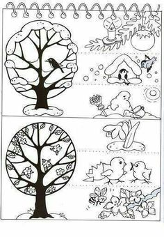 Für Kinder: coloring pages for kids free printable Abc Activities, English Activities, Coloring Pages For Kids, Adult Coloring, Teach English To Kids, Teaching Weather, Montessori Materials, Kindergarten Worksheets, Childhood Education