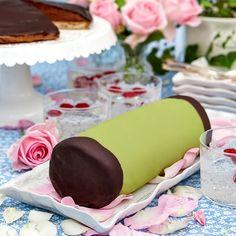 Candy Recipes, Baking Recipes, Swedish Cookies, Blue Beetle, Banana Cream, Fika, Tea Time, Muffins, Pudding