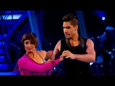 Louis Smith Tangos/Rumbas to 'With or Without You' - Strictly Come Dancing 2012 - Week 10 - BBC One