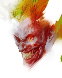 Joker by Ben Oliver