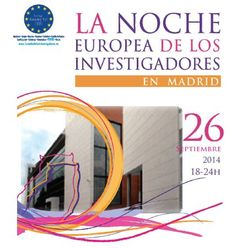 La noche europea de los investigadores (http://bibliotecaminas.wordpress.com/2014/09/15/la-noche-europea-de-los-investigadores-2014/)