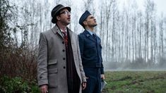'Project Blue Book' creator shares 10 favorite sites for UFO-spotting Ksenia Solo, Michael Malarkey, William Blake, History Channel, Sons Of Anarchy, Cia Agent, Game Of Thrones, Project Blue Book, Aidan Gillen