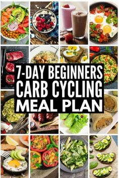 Carb cycling meal plan pdf google search healthy meal plans carb cycling for weight loss 7 day carb cycling meal plan forumfinder Gallery