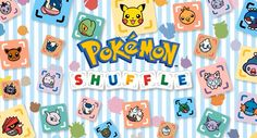 This February you can look forward to a new Pokemon Puzzle type game to be released for free on Nintendo 3DS called Pokemon Shuffle.