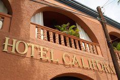 Hotel California, Todos Santos, Mexico  see reviews from trip advisor here: http://www.tripadvisor.com/Hotel_Review-g150777-d152678-Reviews-Hotel_California-Todos_Santos_Baja_California.html
