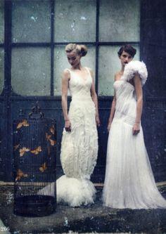 Anna-Sofia for Vogue Sposa (Italia) by Stefan Giftthaler