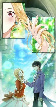 Return of the female knight - korean ranobe - art Anime Couples Drawings, Anime Couples Manga, Cute Anime Couples, Anime Guys, Manga Couple, Anime Love Couple, Female Knight, Anime Princess, Manhwa Manga