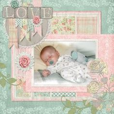 Wonderful Cost-Free Scrapbooking Pages kids Style There is actually zero boundaries towards design and style associated with memory book websites besi Scrapbook Bebe, Paper Bag Scrapbook, Baby Girl Scrapbook, Baby Scrapbook Pages, Scrapbook Cards, Travel Scrapbook, Scrapbook Layout Sketches, Digital Scrapbooking Layouts, Scrapbook Designs