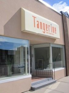 Tangerine: The Food Bar. Located at 2234 Ave. in Regina, SK. Everything here sounds so yummy. Bar, Outdoor Decor, Food, Essen, Meals, Yemek, Eten