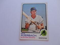 Rick Auerbach Shortstop