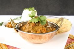 Slow cooker curry with lamb, beef or vegetables | The Fare Sage