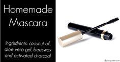 How to Make Homemade Mascara