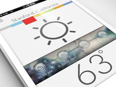 Weather App detail by Randyj.Lee
