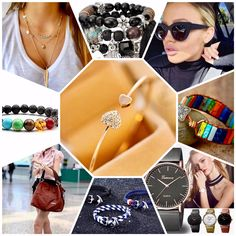 Women's Section shows you all the products of your interest that are perfect for you or to make a gift. Retro Sunglasses, Sunglasses Sale, Cat Eye Sunglasses, Heart Bracelet, Bracelet Set, Mother's Day Deals, Yoga Gym, Watch Necklace, Leather Watch Bands
