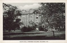 South Hall Stephens College Columbia MO Unused EXC Cond   eBay