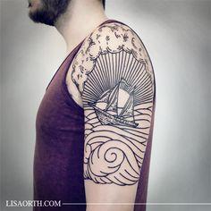 lisaorth-tattoo-korey-waves-ship