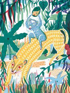 Il giaguaro on Behance