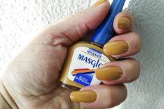 Masglo - Petulante Nacho Cheese, Nail Polish Collection, Pretty Nails, Stuffed Mushrooms, Food And Drink, Lime, Enamels, Nail Polish, Cute Nails