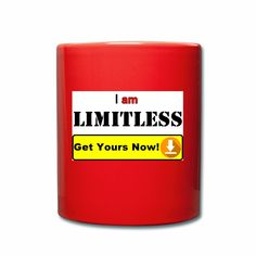 I am Limitless positive affirmation to inspire you and others every day. The shirt is one of the Mr. Positive daily affirmations product series. Help us spread positive thinking in you and others. #positive #accessories