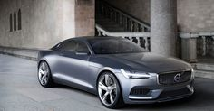 Volvo Concept Coupe. Please hurry up and build this car. Every day without this car hurts a little more.