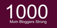 1000 Mom Bloggers Strong http://env2-blogbeast.com/