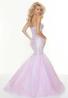 Mori Lee Prom Dresses 2014 93094 at Peaches Boutique