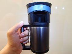 [커피용품 추천 - 사무실에서 따뜻한 커피를 오랫동안 마시기 위한 써모스(thermos) 보온 + 보냉 머그컵과 드리퍼 세트(JCP-280CD) + 스타벅스 파이크 플레이스 로스트(pike place roast) 구입기 + 사용기]