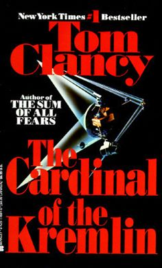 My favorite Tom Clancy Book