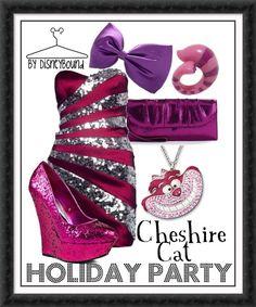 Cheshire Cat sequins