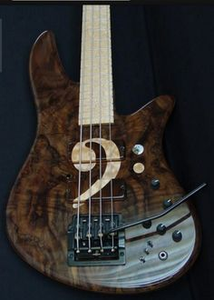 Kahler Guitar and Bass Bridges  Gorgeous M Bass!
