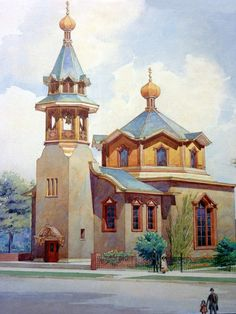 Russian Orthodox Cathedrals in Russia | ... russian russian history russian orthodox church ukrainian village