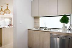 #newlevelhomes #kitchen #scullery #newhome #displayhome #featurewindow #dishwasher #kitchenspace #secondkitchen