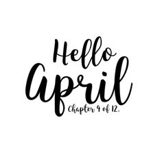 Newest Photo April 2020 calendar wallpaper Suggestions Absolutely everyone incorporates a calendar inside their home. In addition to by and large, it reall Happy New Month Quotes, February Quotes, Quotes About New Year, Sign Quotes, Wall Quotes, Book Quotes, New Year Wallpaper, Calendar Wallpaper, Prayers For Men