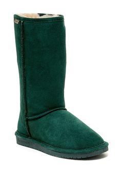 Emerald Green Boots! LOVE