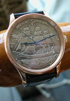 Watch. I really like this. It is the USS Constellation 1854